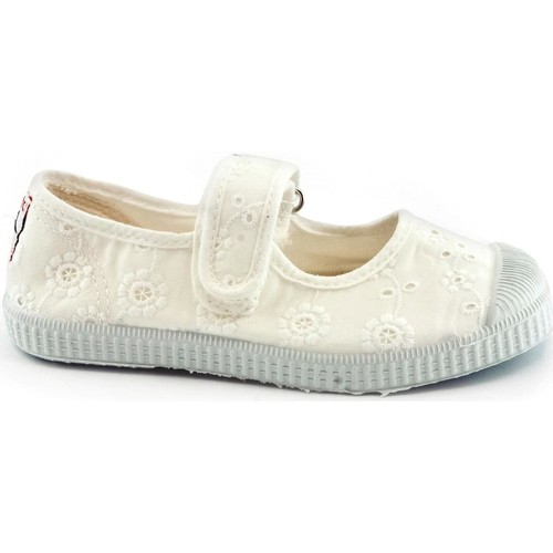 Chaussures Fille Tennis Cienta CIE-CCC-76998-05 Bianco