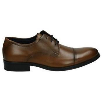 Chaussures Homme Derbies & Richelieu Nuper Chaussures  2752 chevalier brun Marron