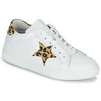 Chaussures Femme Baskets basses Yurban LAMBANE Blanc