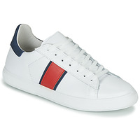 Chaussures Homme Baskets basses Yurban LOUDE Blanc