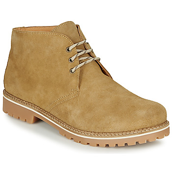 Chaussures Homme Boots So Size RICHARDO Beige