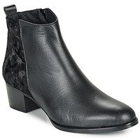 Chaussures Femme Bottines So Size GUILERMO Noir