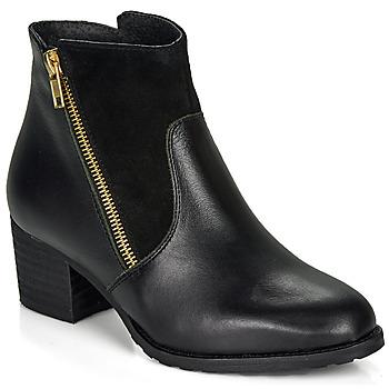 Chaussures Femme Bottines So Size FELICIO Noir