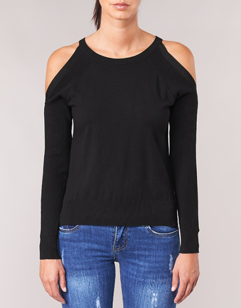 Cutout Guess Noir Vêtements Pulls Femme w0OnPk