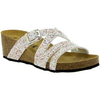 Chaussures Femme Sabots La Maison De L'espadrille 3574 BLANC