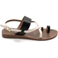 Chaussures Femme Sandales et Nu-pieds Chattawak sandales 7-VALERIANE Noir Noir