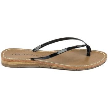 Chaussures Femme Sandales et Nu-pieds Chattawak sandales 7-RIADE Noir Noir