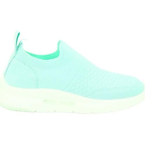 Chaussures Femme Slip ons Xti 49098 vert