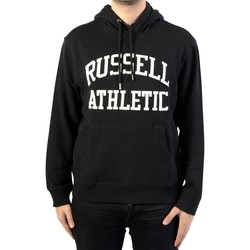 Vêtements Homme Sweats Russell Athletic à Capuche Iconic Tackle Twill Hoody Noir