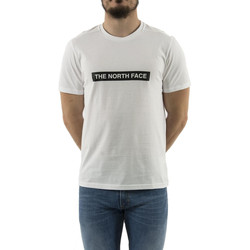 Vêtements Homme T-shirts manches courtes The North Face 3s3o light blanc