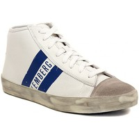 Chaussures Homme Baskets montantes Bikkembergs TWENTIFIVE MID  WHITE    161,9