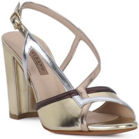 Chaussures Femme Sandales et Nu-pieds Albano SOFT PLATINO Beige