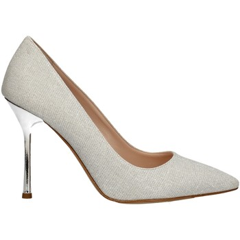 Chaussures Femme Escarpins Silvana 130 Argent