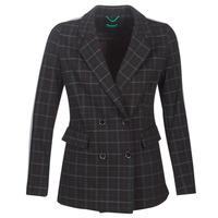 Vêtements Femme Manteaux Benetton SUDIDEL Noir