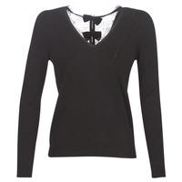 Vêtements Femme Pulls Naf Naf MITOU LONG Noir