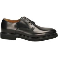 Chaussures Homme Derbies Rossi VITELLO CALF nero-nero