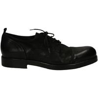 Chaussures Homme Derbies Hundred 100 NABUK nero-nero
