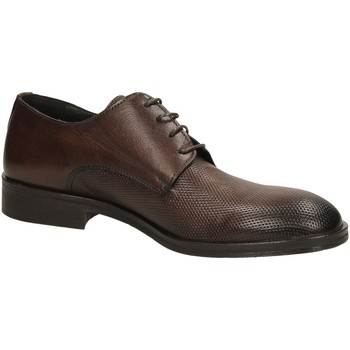 Chaussures Homme Derbies Exton SOFT mogan-mogano