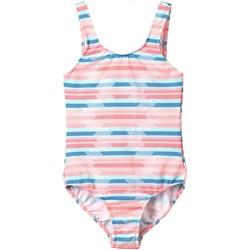 Vêtements Fille Maillots de bain 1 pièce Seafolly Maillot de bain 1 pièce rayé MAHARAJA Rose