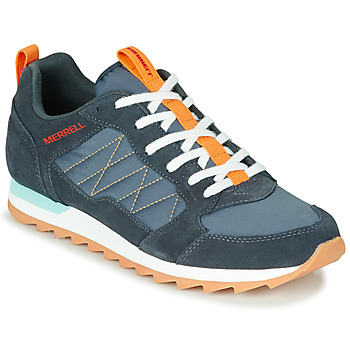 Chaussures Homme Baskets basses Merrell ALPINE SNEAKER Bleu / Orange