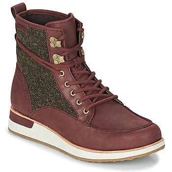 Chaussures Femme Boots Merrell ROAM MID Bordeaux