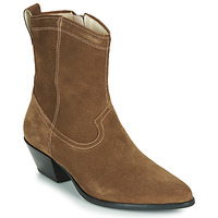 Chaussures Femme Bottines Vagabond EMILY Taupe