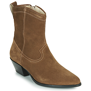 Chaussures Femme Bottines Vagabond Shoemakers EMILY Taupe