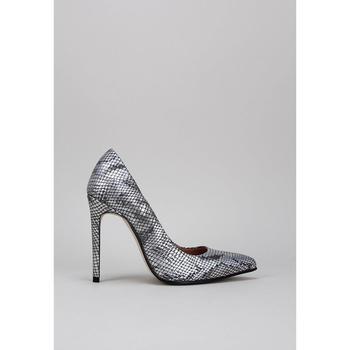 Chaussures Femme Escarpins Roberto Torretta SNAKE Gris