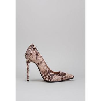 Chaussures Femme Escarpins Roberto Torretta SNAKE Beige