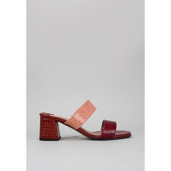 Chaussures Femme Mules Roberto Torretta  Bordeaux
