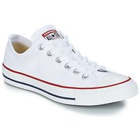 ae1fc15dc5cd4 Chaussures Baskets basses Converse CHUCK TAYLOR ALL STAR CORE OX Blanc  Optical