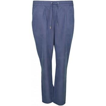 Vêtements Femme Pantalons Tommy Jeans Pantalon fluide  bleu marine pour femme Bleu