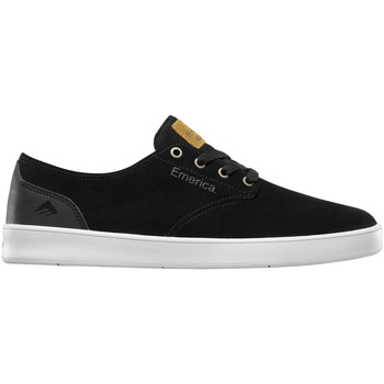 Chaussures Homme Chaussures de Skate Emerica THE ROMERO LACED BLACK BLACK WHITE