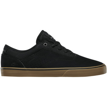 Chaussures Homme Baskets basses Emerica THE HERMAN G6 VULC BLACK BLACK GUM