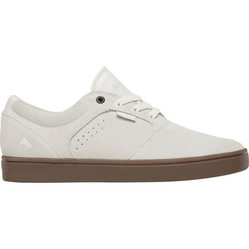 Chaussures Homme Chaussures de Skate Emerica FIGGY DOSE WHITE GUM