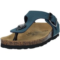 Chaussures Garçon Tongs Biochic 4033 BLU
