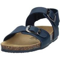 Chaussures Garçon Sandales et Nu-pieds Biochic 44123 BLU