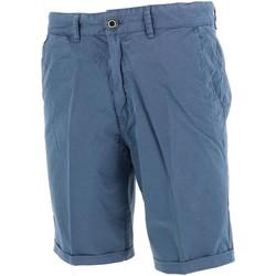 Vêtements Homme Shorts / Bermudas Treeker9 Arizona chino stretch bl Bleu moyen