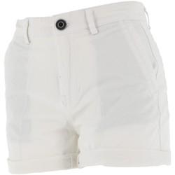 Vêtements Femme Shorts / Bermudas Treeker9 Arizona lady blanc Blanc