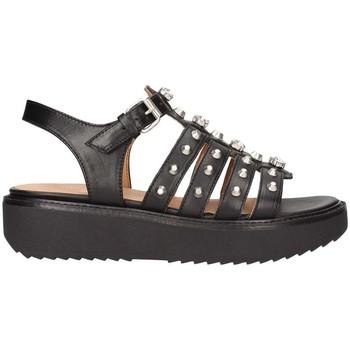 Chaussures Femme Sandales et Nu-pieds Janet Sport 43906 Noir