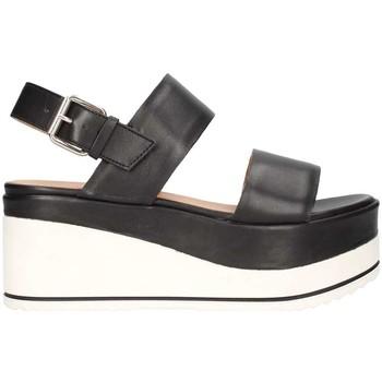 Chaussures Femme Sandales et Nu-pieds Janet Sport 43726 Noir