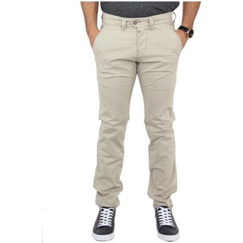 Vêtements Homme Chinos / Carrots Timezone Pantalon chino  ref_45850 Sand beige
