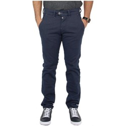 Vêtements Homme Chinos / Carrots Timezone Pantalon chino  ref_45851 Bleu bleu