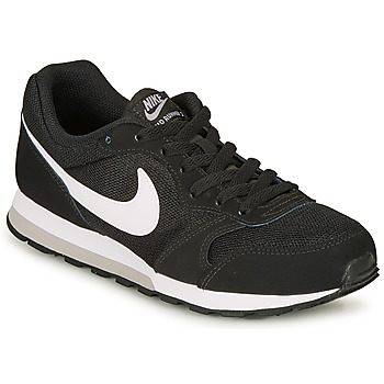 Chaussures Enfant Baskets basses Nike MD RUNNER 2 GRADE SCHOOL Noir / Blanc