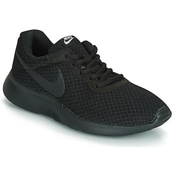 Chaussures Femme Baskets basses Nike TANJUN W Noir