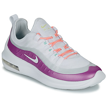 Chaussures Femme Baskets basses Nike AIR MAX AXIS W Blanc / Violet