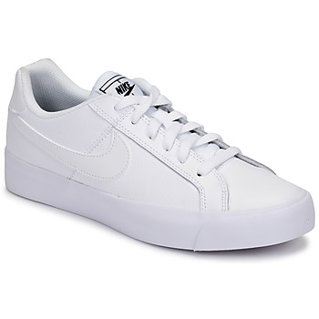 Chaussures Femme Baskets basses Nike COURT ROYALE AC W Blanc