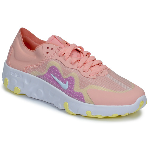 chaussure nike rose femme