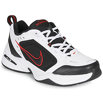 Chaussures Homme Baskets basses Nike AIR MONARCH IV Blanc / Noir
