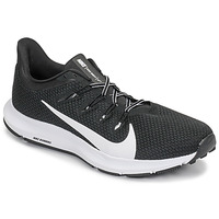 Chaussures Homme Running / trail Nike QUEST 2 Noir / Blanc